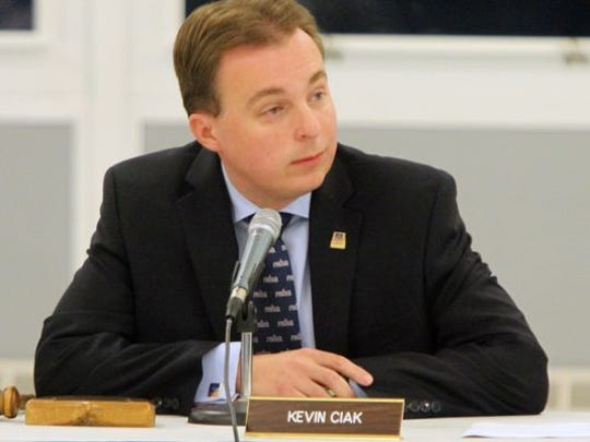 Sayreville Board of Education President Kevin Ciak is past president of the National School Boards Association.