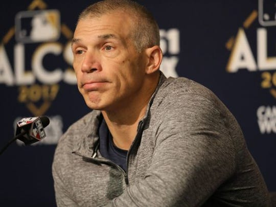 The Yankees are parting ways with manager Joe Girardi after 10 years.