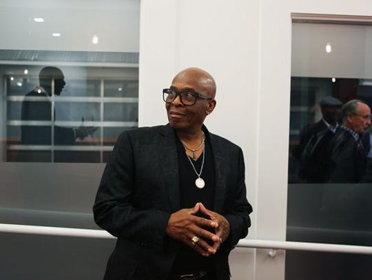 Songwriter David Porter is the founder of the Epitome
