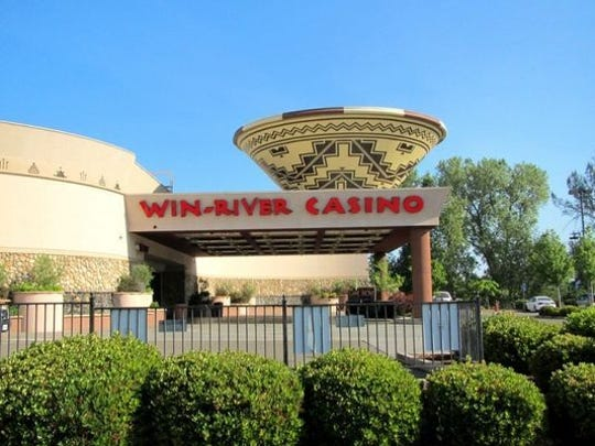 The Redding Rancheria wants to relocate its Win-River Casino to the Churn Creek Bottom off Interstate 5.