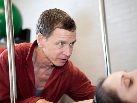 FSU School of Dance Professor Tom Welsh was part of