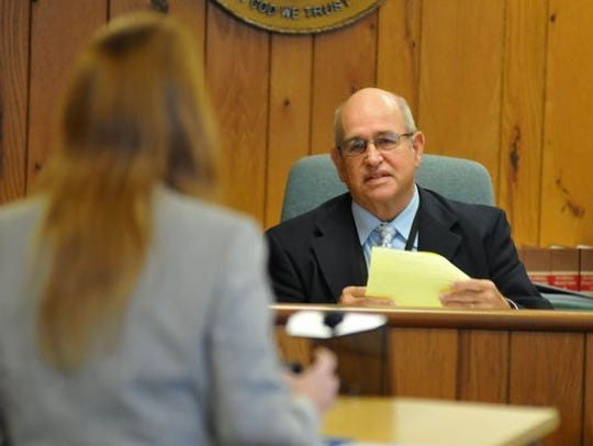 Retired Circuit Judge Dean Moxley served as a prosecutor in Brevard County working to send Wilton Dedge, Juan Ramos and Gary Bennett to prison.