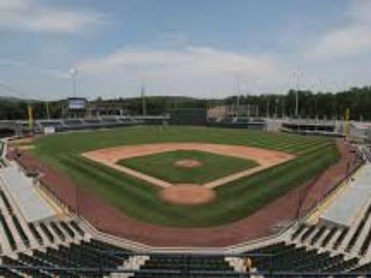 Ramapo baseball stadium