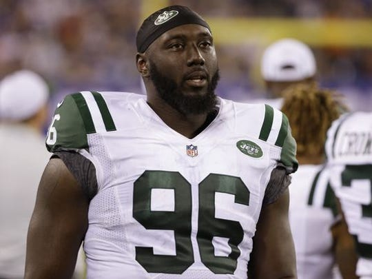 Jets' Mo Wilkerson will not travel to New Orleans on