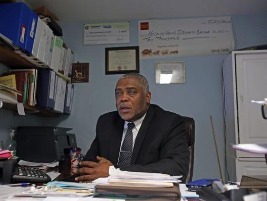 Ya'el Williams, the executive director of Helping Hands