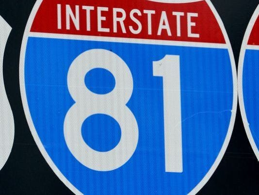81 >> Fatal Crash Clogs I 81 Southbound Lanes Near Lexington