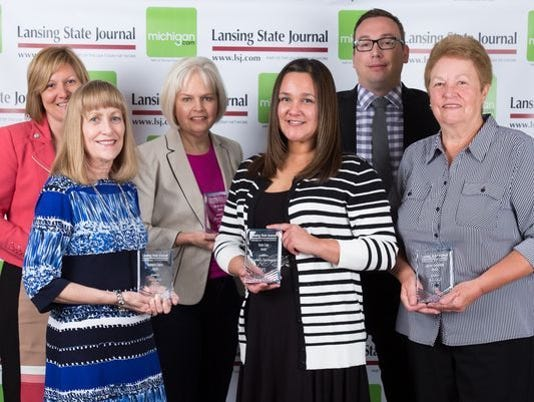 2017 LSJ Salute to Nurses award winners