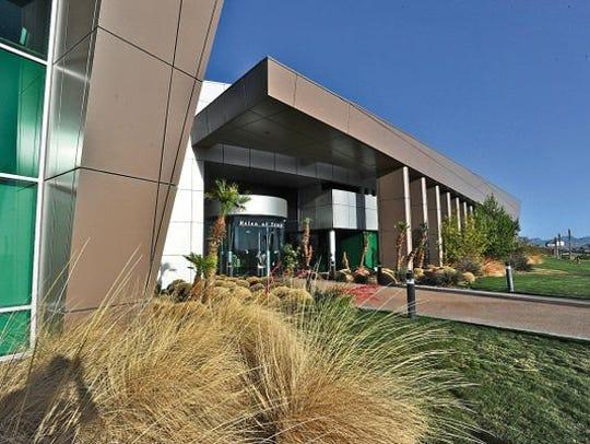 Helen of Troy's headquarters is in West El Paso. The