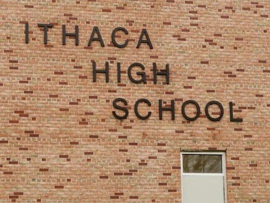 Ithaca High School is part of the Ithaca City School