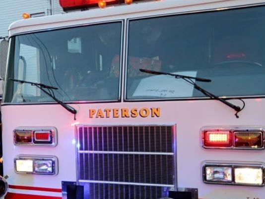 Paterson Fire Truck