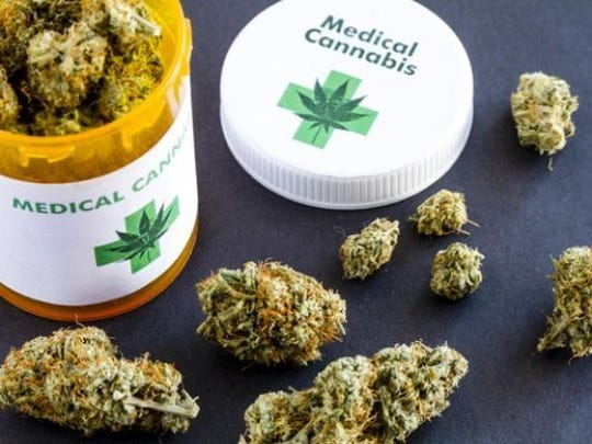 Medical marijuana was legalized in Pennsylvania in
