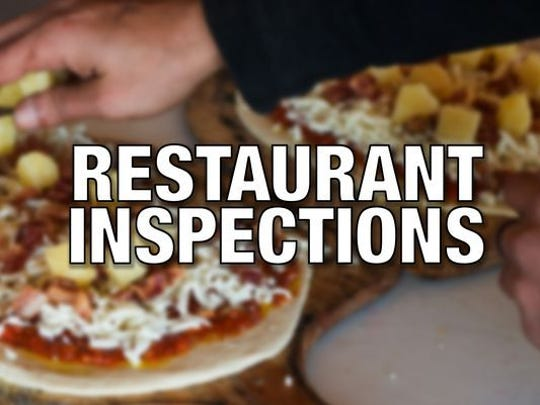 Lancaster County restaurant inspections