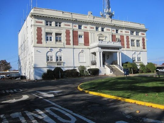Bergenfield Borough Hall.