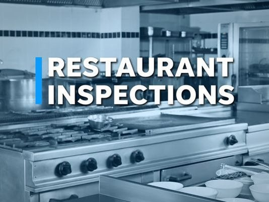 York County Restaurant Inspections Guadalajara Others Out In May