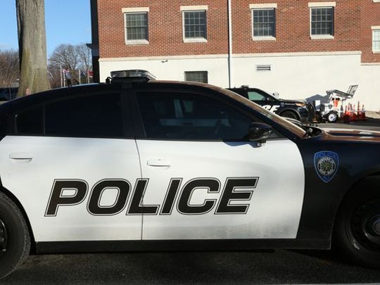 Glen Rock police car.