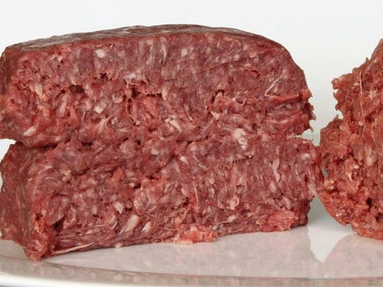 Meijer is recalling ground beef sold in Kentucky and five other states. (Photo: (Photo: Jim Cole, AP)