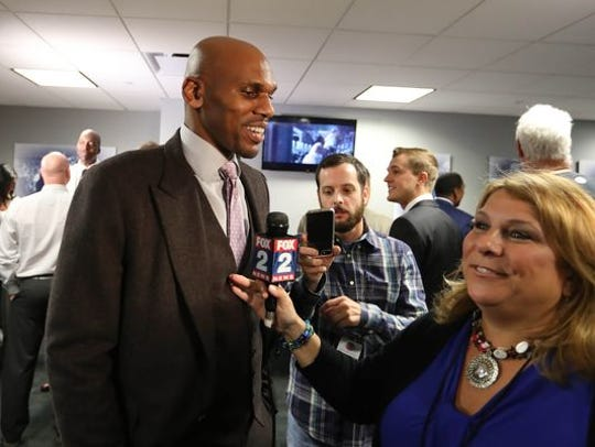 Jerry Stackhouse could be a prime candidate for the