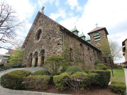 Chapel on former Good Counsel property in White Plains.
