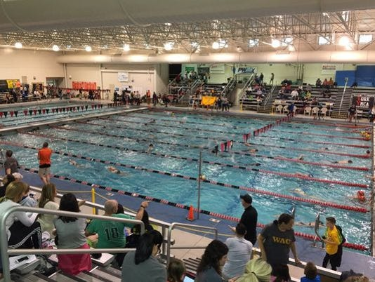 Middle Atlantic Junior Olympic Swimming
