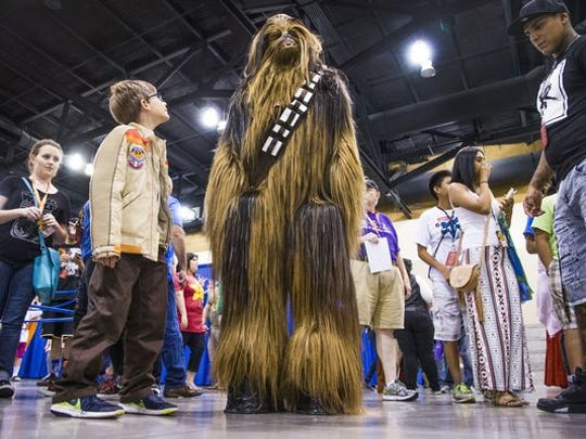 Phoenix Comic Fest has no shortage of things to see