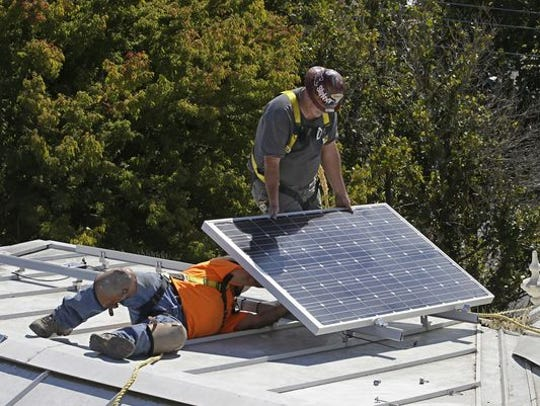 he Golden State, it appears, soon will mandate solar