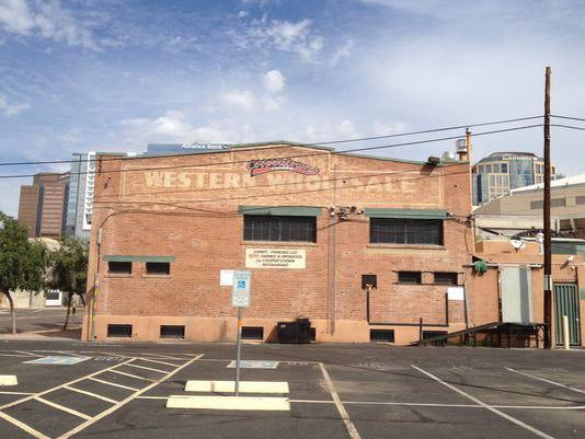 Downtown Phoenix warehouse