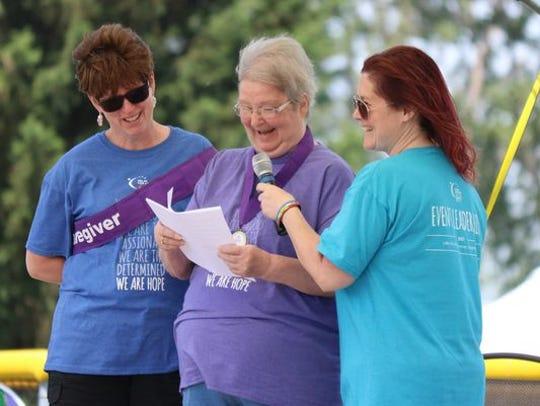 Kay Biller, local cancer survivor, shares her story