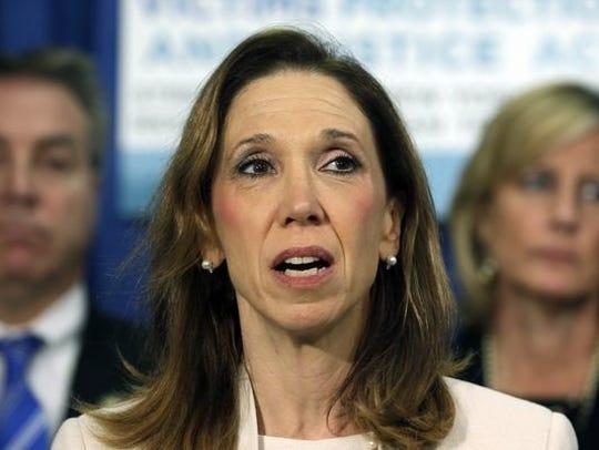 State Assemblywoman Amy Paulin, D-Scarsdale.