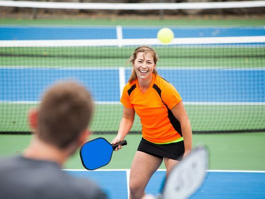 Tempe plans to build 8 pickleball courts in the city this year.