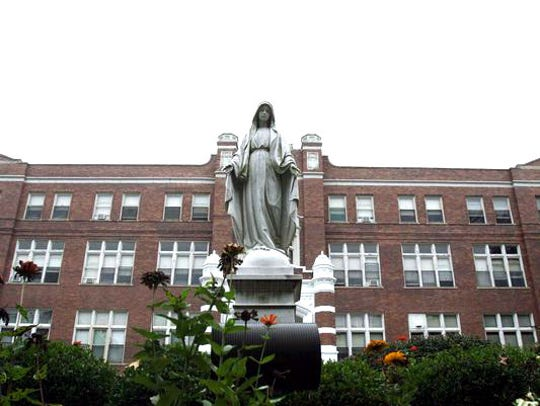 Mother of Mercy High School