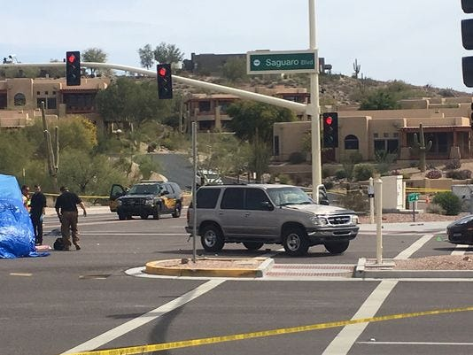Fountain Hills crash