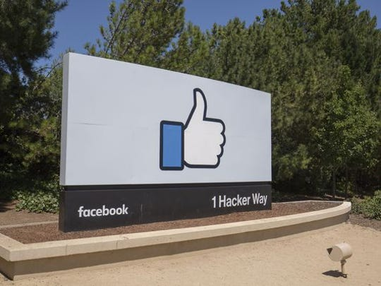 The Facebook headquarters is located in Menlo Park,