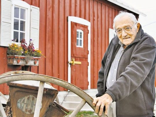 Agriculture pioneer, Norval Dvorak's legacy lives on through the mission of the Farm Wisconsin Discovery Center. Dvorak envisioned the Center and worked tirelessly to make it a reality. The Manitowoc County farmer and educator passed away at the age of 93, just one year before the groundbreaking.