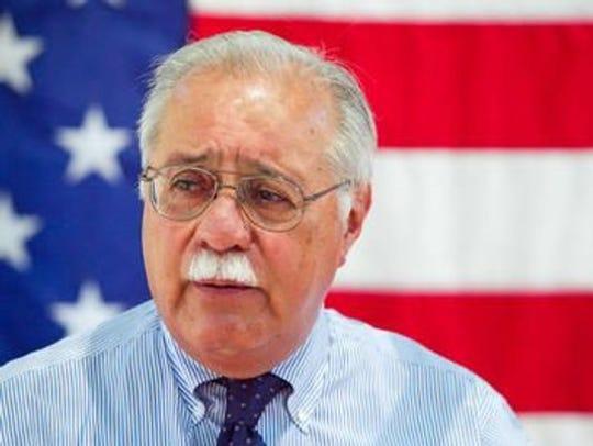 Ed Pastor, Arizona's first Hispanic member of Congress, died in 2018.