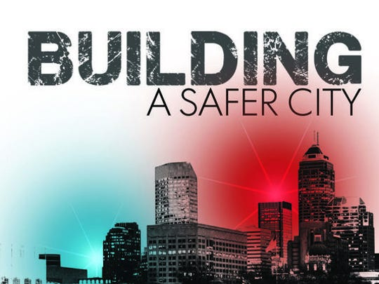 """The Indianapolis Star will be hosting a public discussion called """"Building a Safer City: Racial Profiling and Establishing Trust."""""""