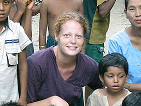 Kaci Hickox, shown in an undated photo provided by
