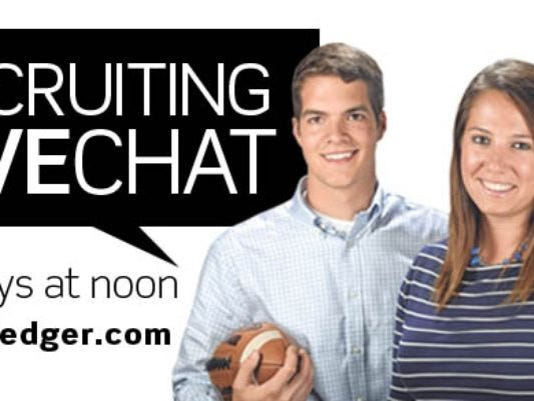 Recruiting live chat