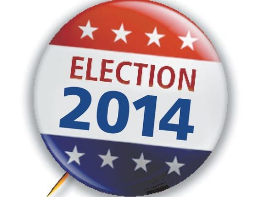 Voter button