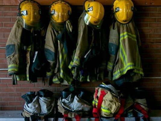 Phoenix fire fighter gear
