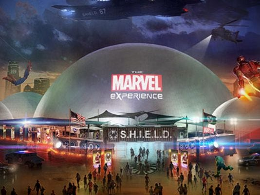 The Marvel Experience