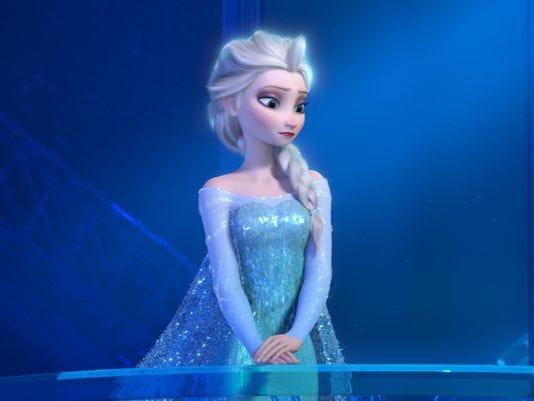 Frozen dolls beat out Barbie