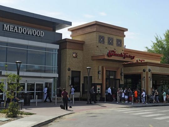 The Meadowood neighborhood boasts several amenities, including Meadwood Mall.