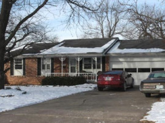 The body of Curtis Payne was found in this Dollison Avenue home in February 2014.