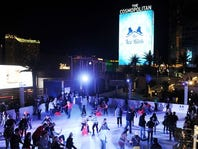 How the Cosmopolitan in Las Vegas gets winter-ready
