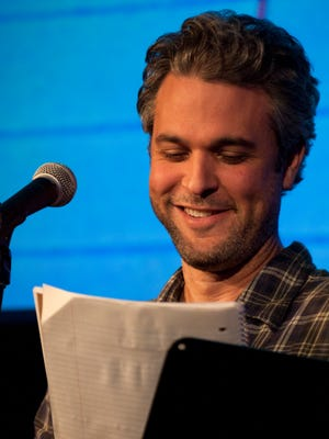 """Dave Nadelberg is the founder of the """"Mortified"""" storytelling events."""