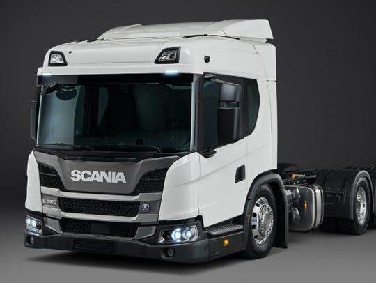 VW builds trucks under the Swedish Scania brand.