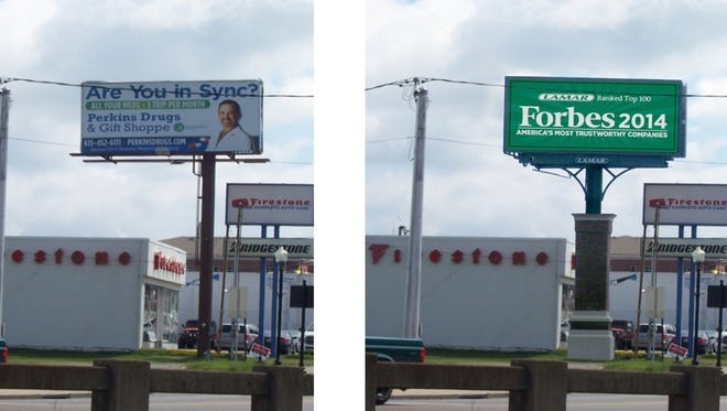 Gallatin city leaders are considering lifting a nearly decade-long ban on new digital signs and billboards.