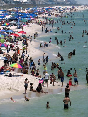 A heat advisory is in effect today. Bring water with you if you go to the beach, and bring outdoor pets inside.