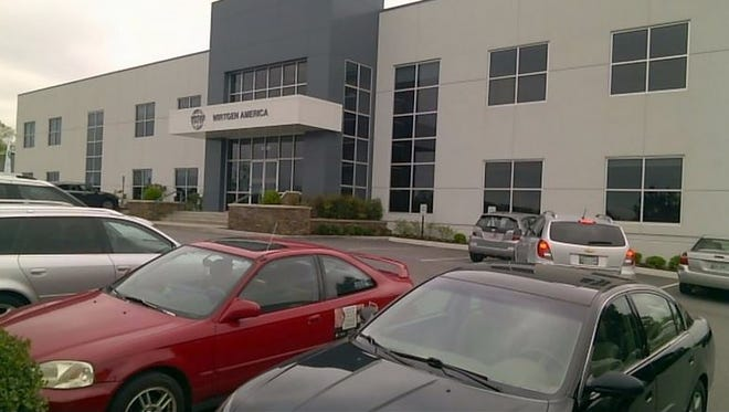 Wirtgen America Inc. has roughly 270 employees, mostly at 6030 and 6040 Dana Way in Antioch.