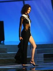 In 2004, Gal Gadot competed in the Miss Universe competition
